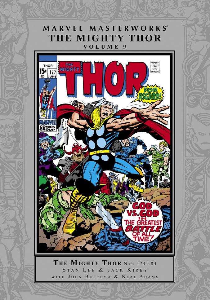 Marvel Masterworks: The Mighty Thor Volume 9