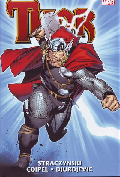 Thor by J. Michael Straczynski Omnibus