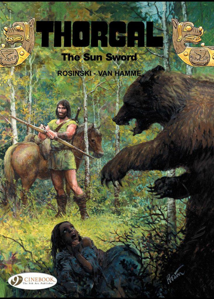 Thorgal: The Sun Sword
