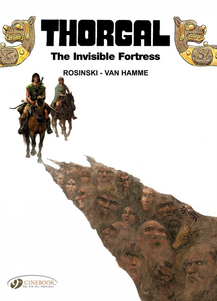 Thorgal: The Invisible Fortress