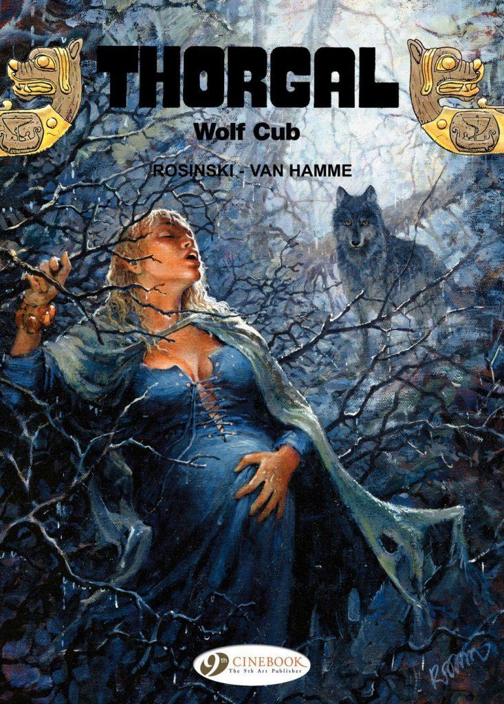 Thorgal: Wolf Cub