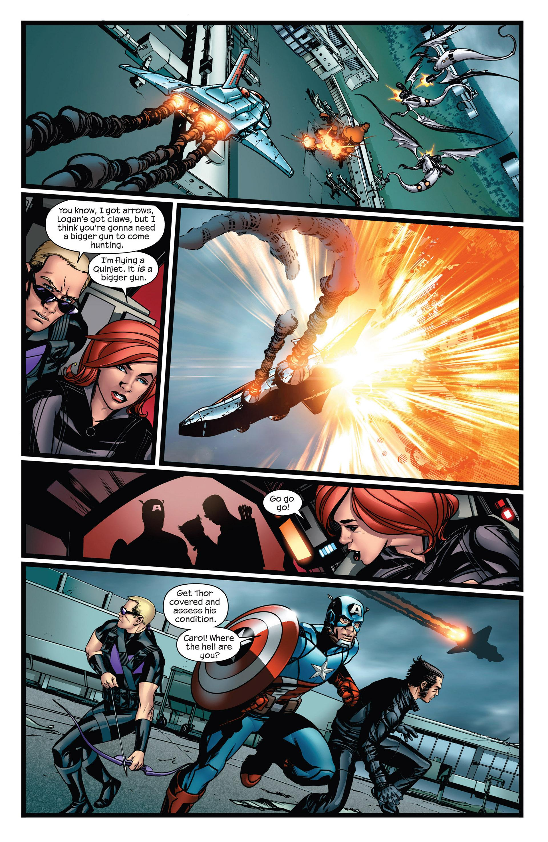 Avengers Endless Wartime review