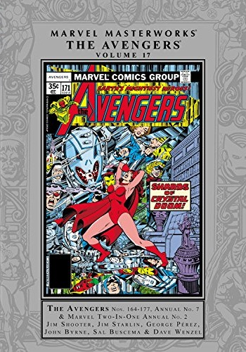 Marvel Masterworks: The Avengers Volume 17