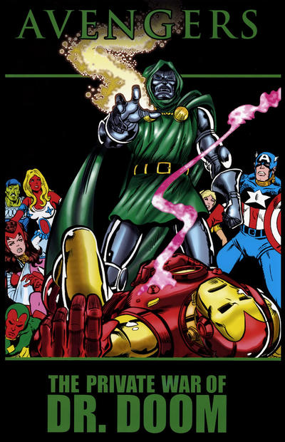 The Avengers: The Private War of Doctor Doom