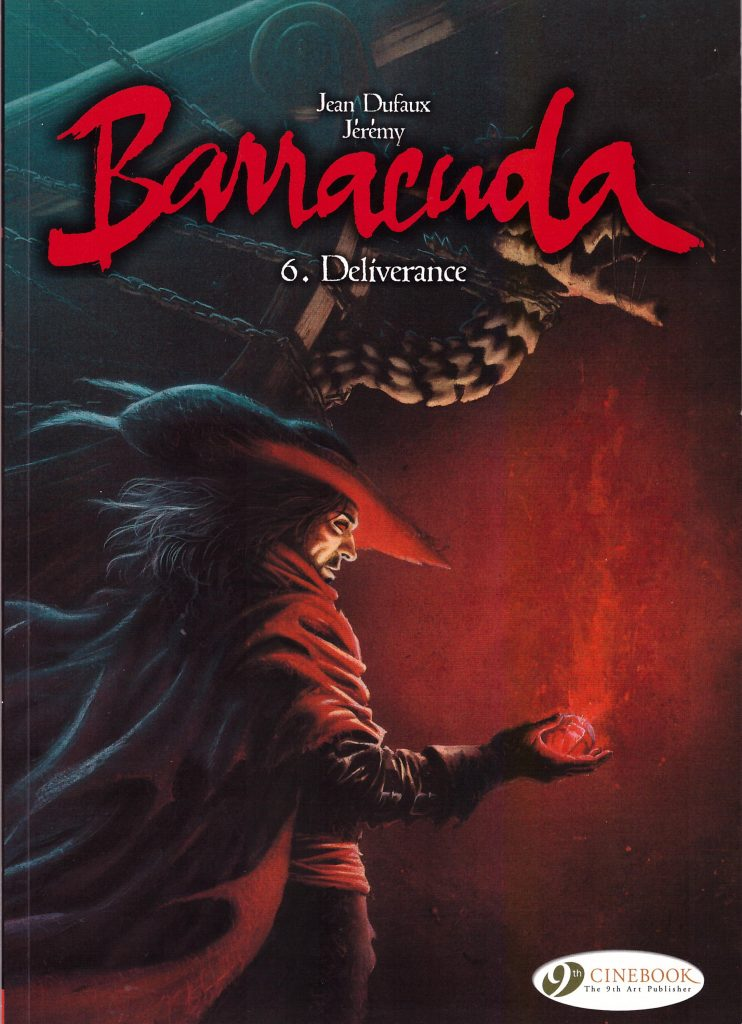Barracuda: Deliverance