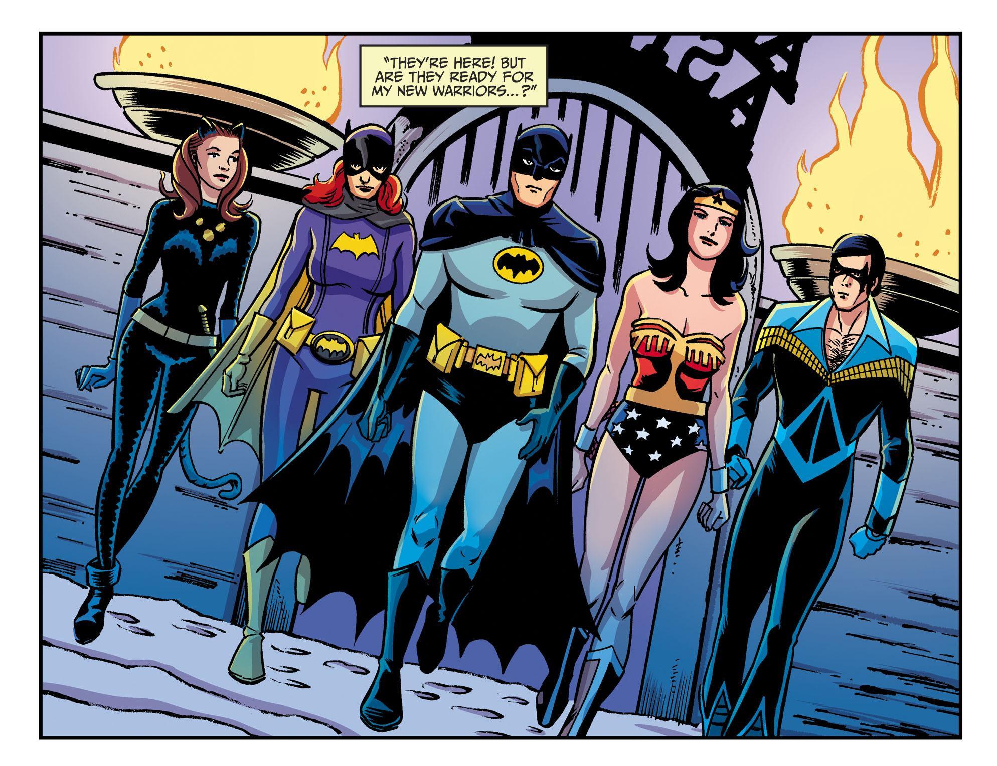 Batman '66 Meets Wonder Woman '77 review