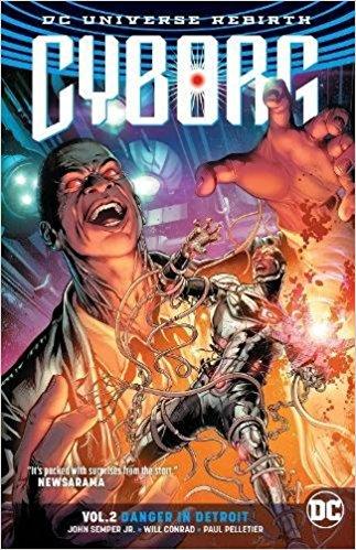 Cyborg Vol. 2: Danger in Detroit