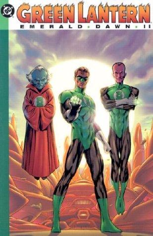 Green Lantern: Emerald Dawn II