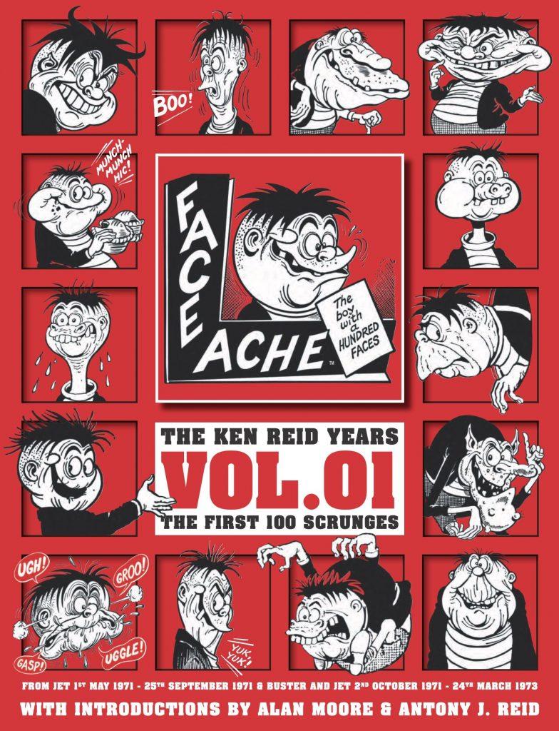 Faceache Vol 01: The First 100 Scrunges