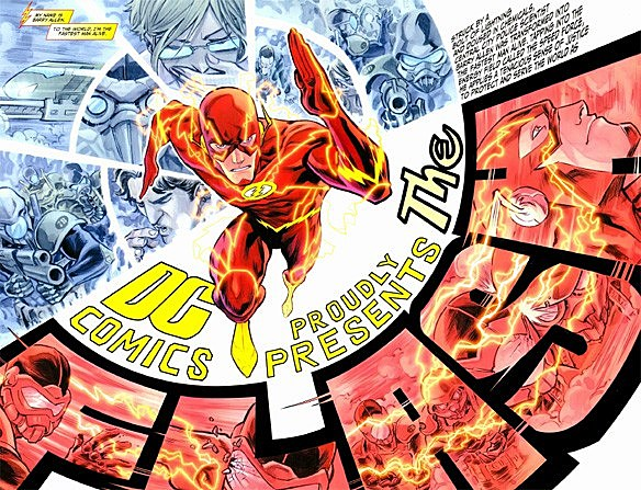 Flash Omnibus by Manapul review