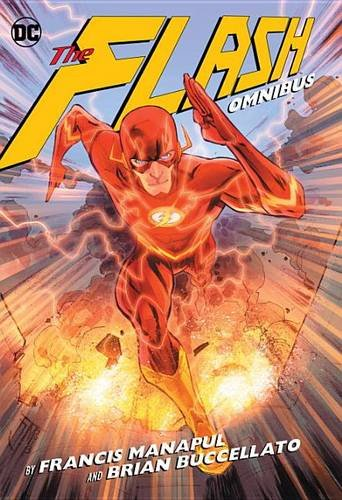 The Flash Omnibus by Francis Manapul and Brian Buccellato