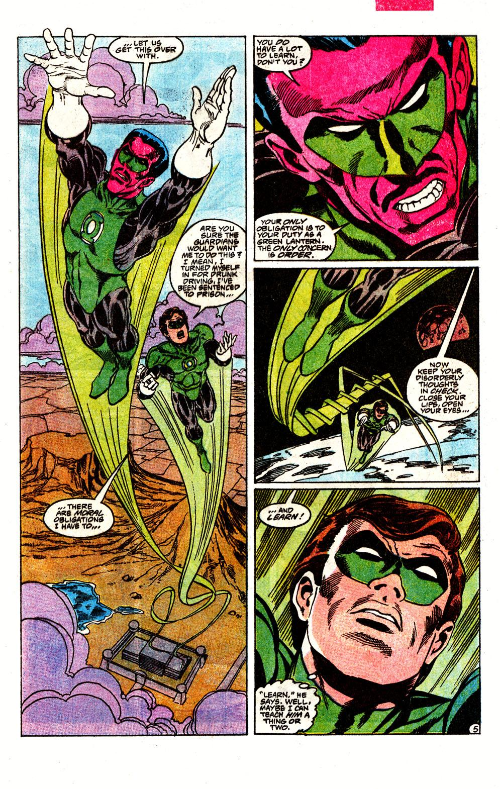 Green Lantern Hal Jordan vol 1 review