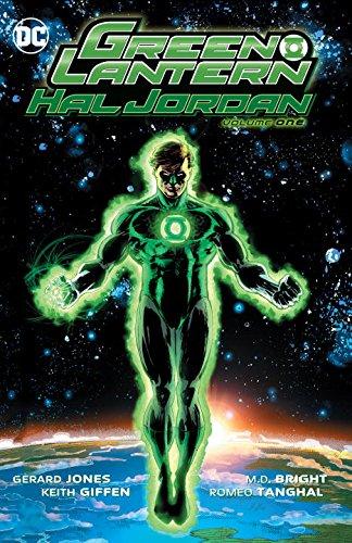 Hal Jordan, Green Lantern Volume 1