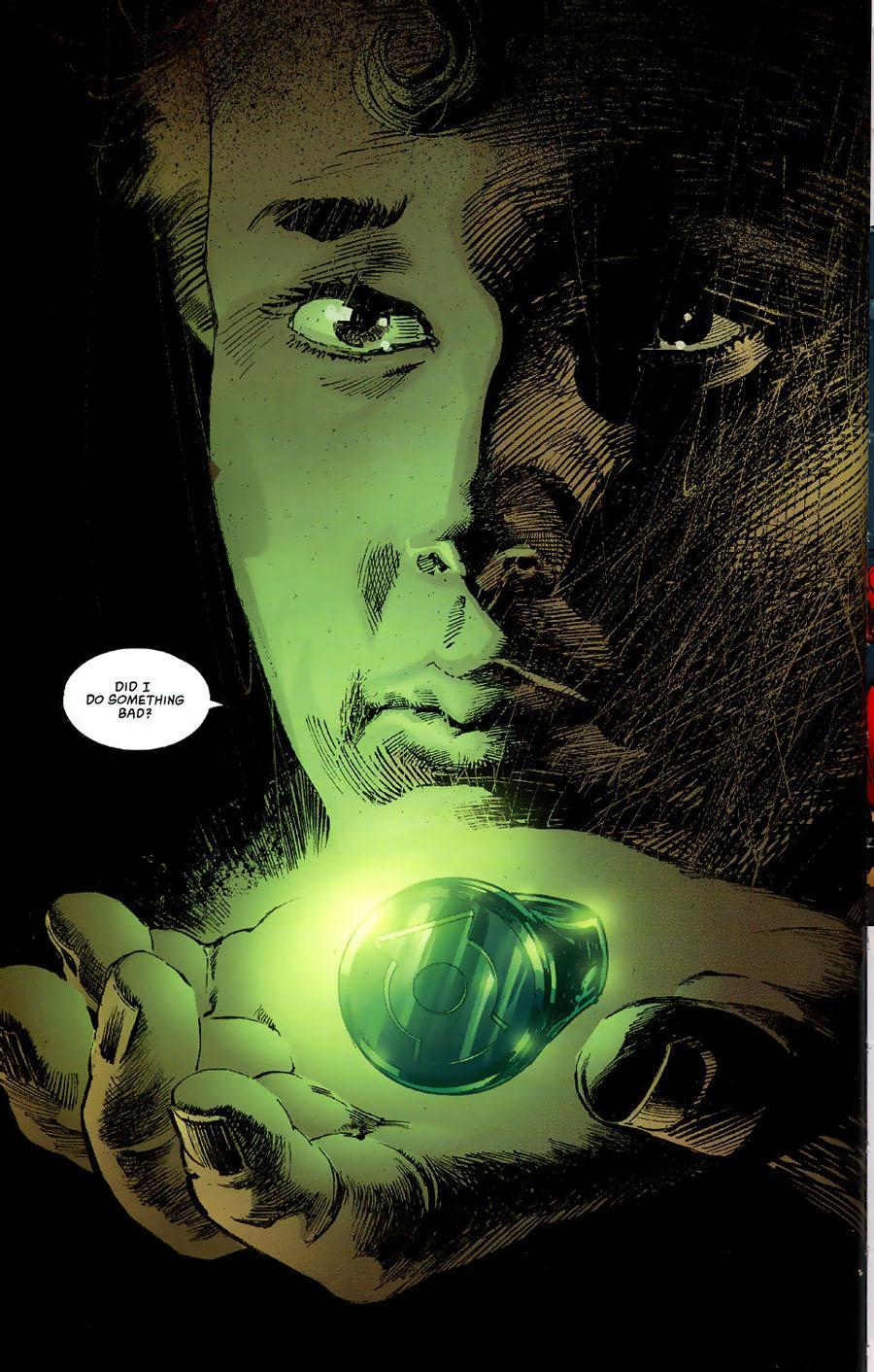 Green Lantern Legacy review