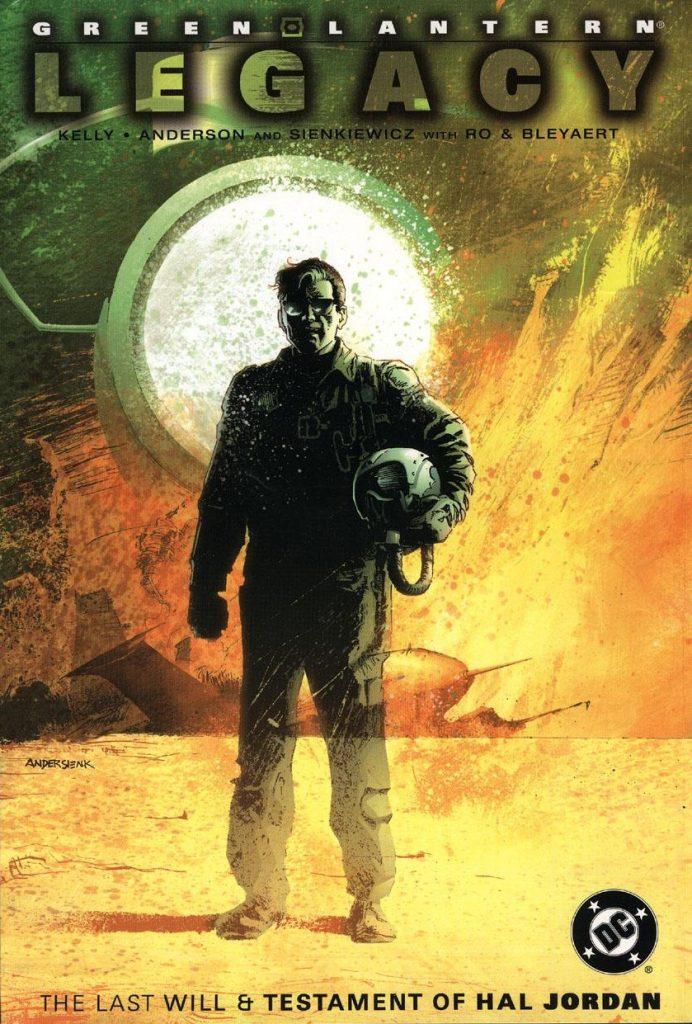 Green Lantern Legacy: The Last Will and Testament of Hal Jordan
