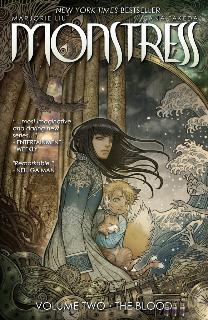 Monstress Volume Two: The Blood
