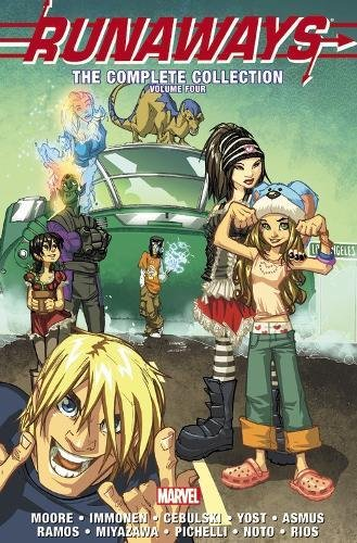 Runaways: The Complete Collection Volume Four