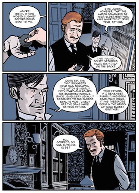 Sherlock Holmes The Sign of the Four review