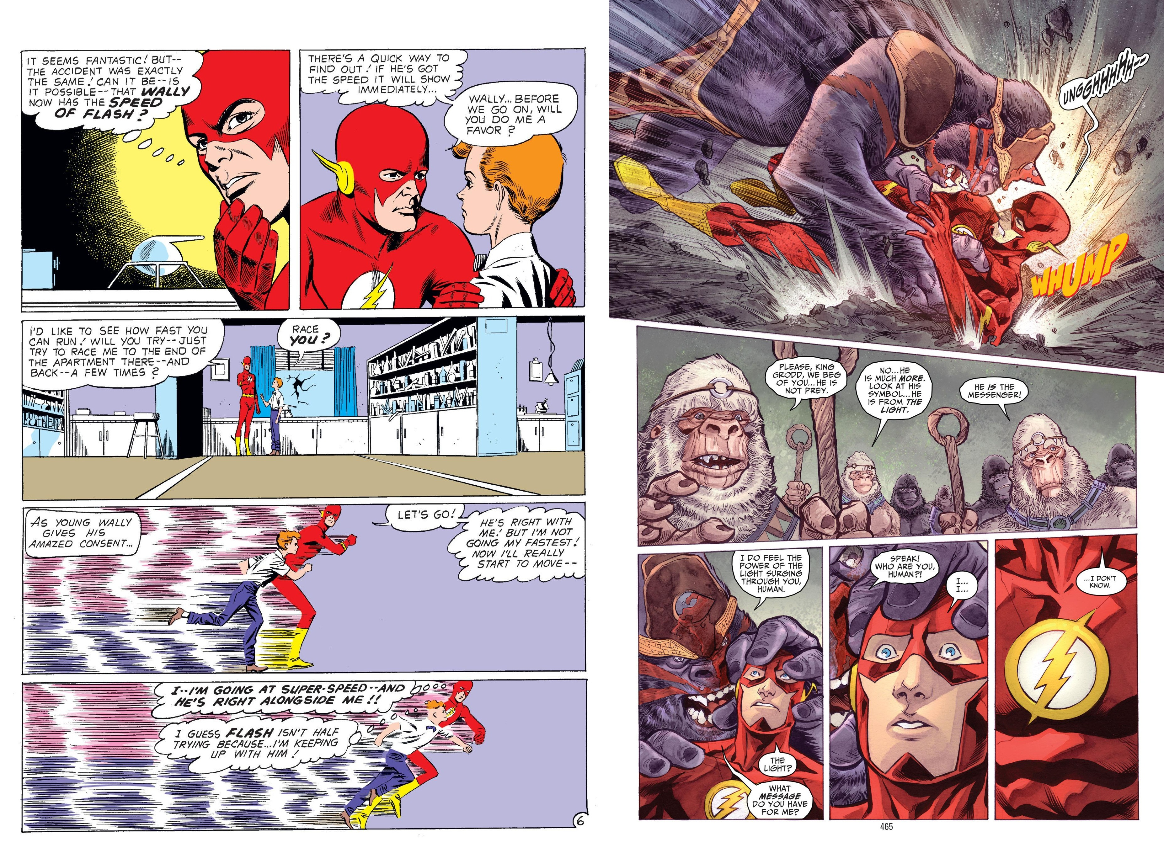 The Flash A Celebration of 75 Years review
