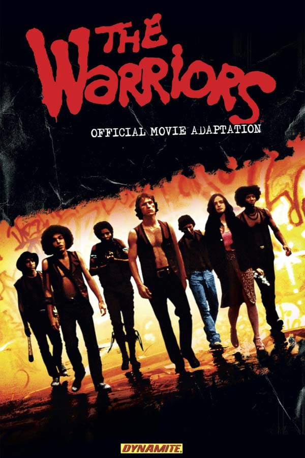 The Warriors Official Movie Adaptation