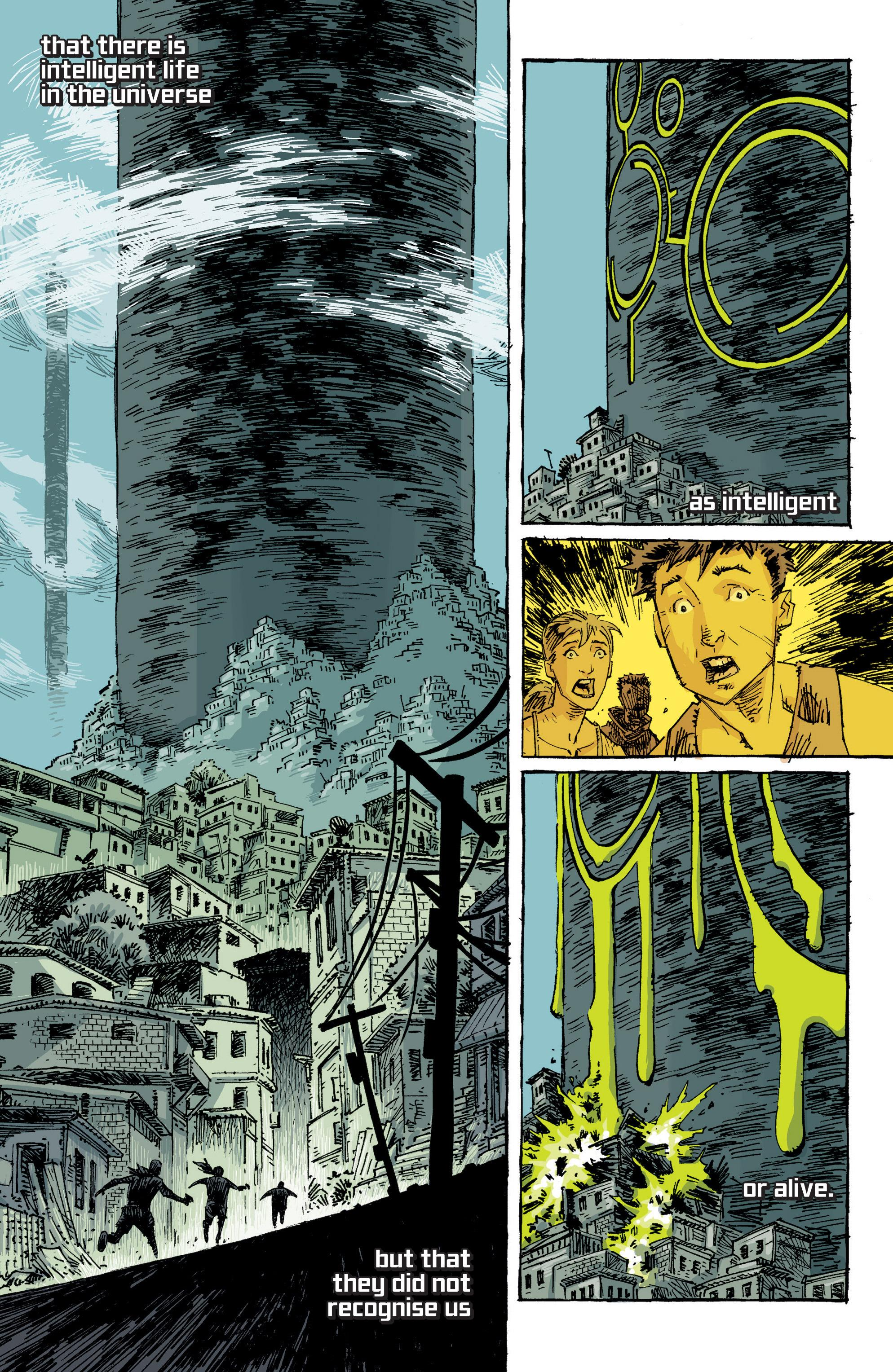 Trees vol 1 graphic novel review