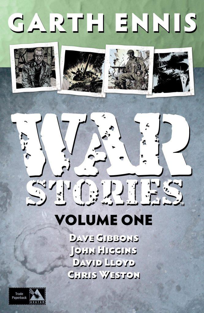 War Stories Volume One