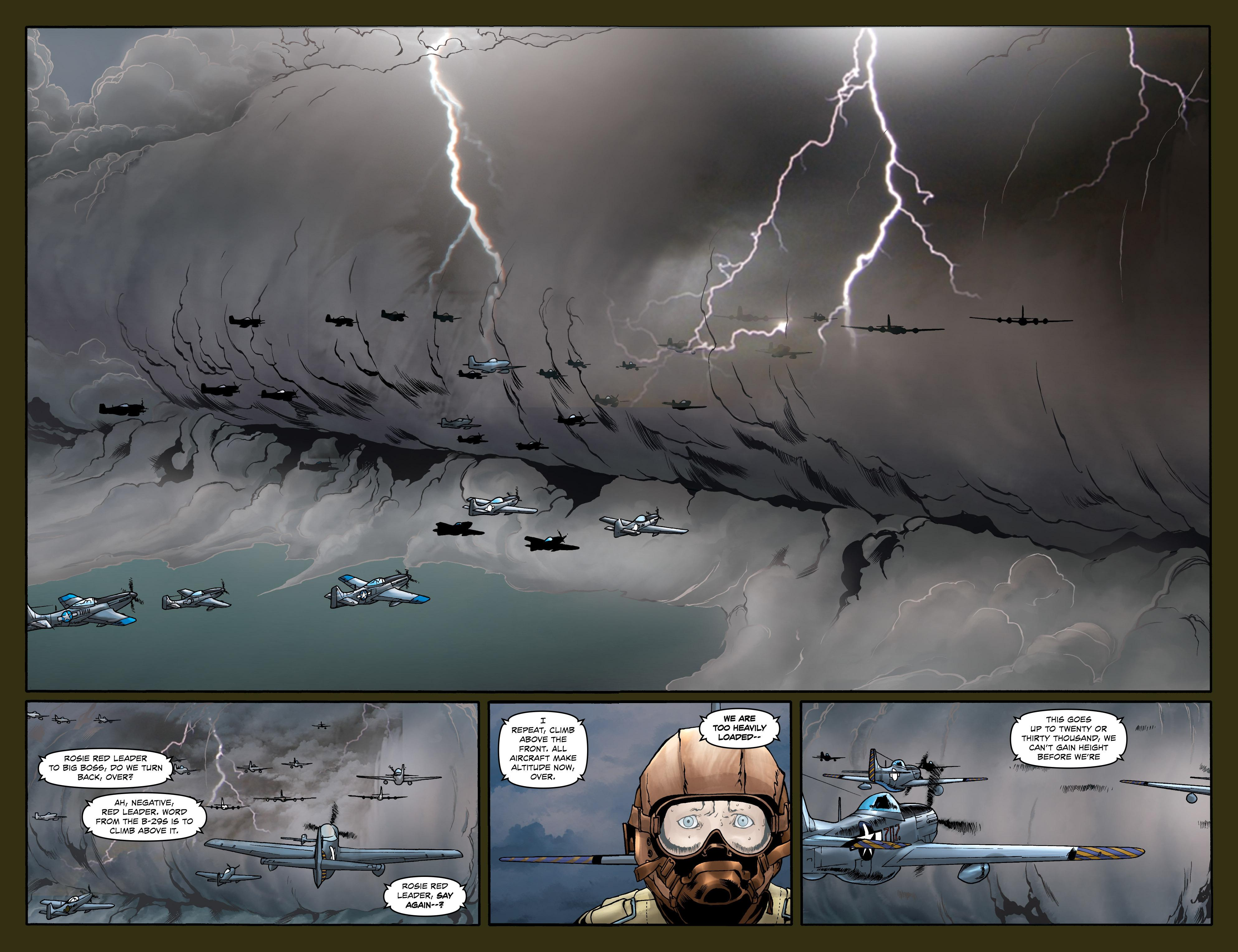 War Stories Volume Four review