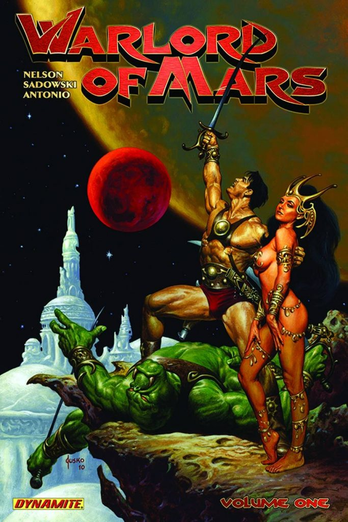 Warlord of Mars Volume One