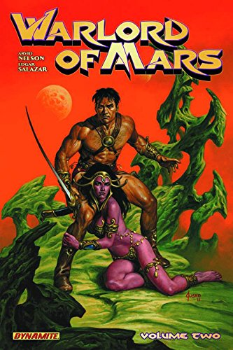Warlord of Mars Volume Two