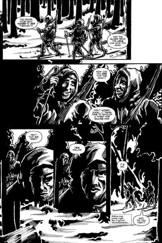 Winter War graphic novel review