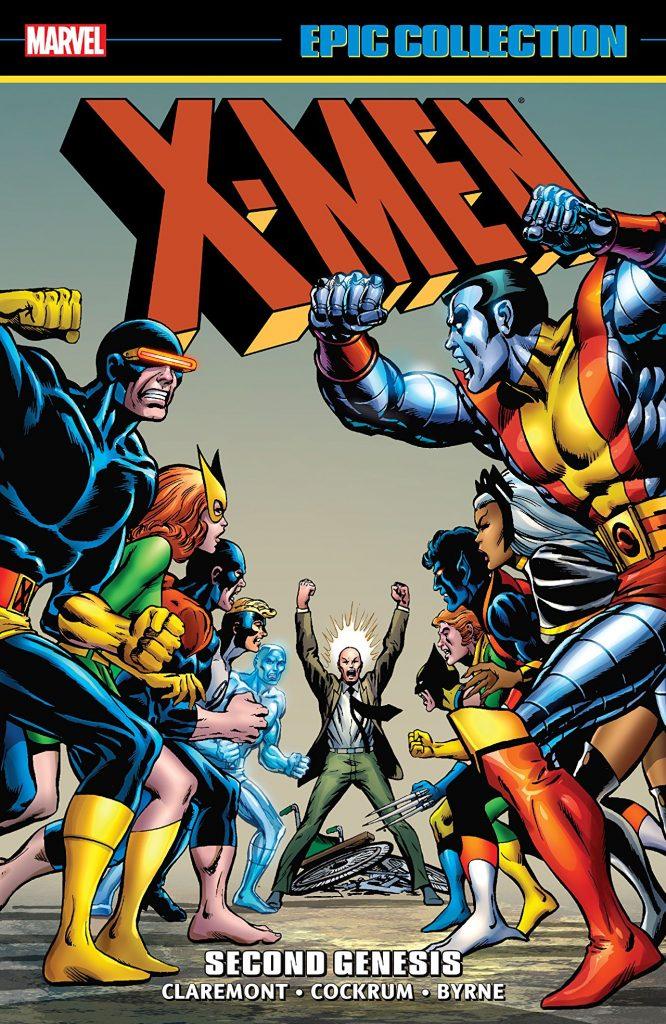 Marvel Epic Collection: X-Men – Second Genesis