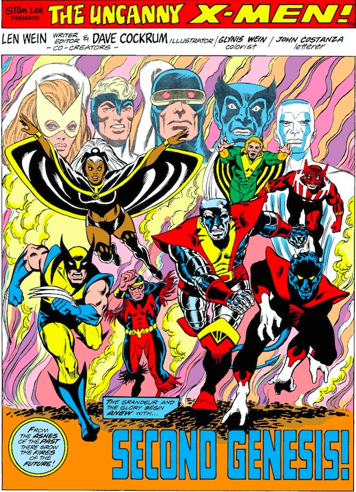X-Men Second Genesis review
