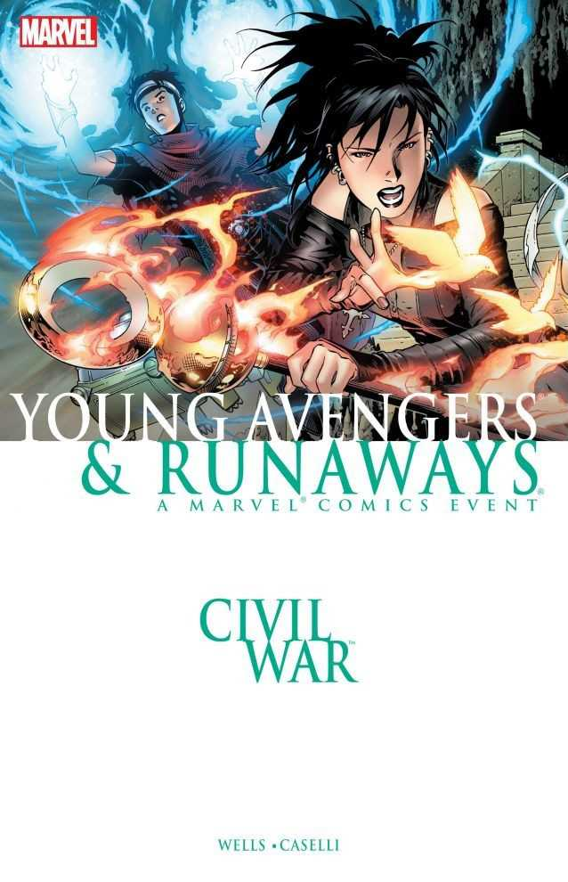 Young Avengers & Runaways: Civil War