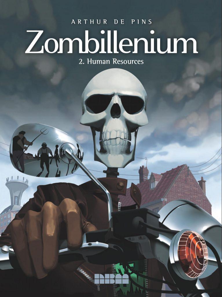 Zombillenium 2: Human Resources
