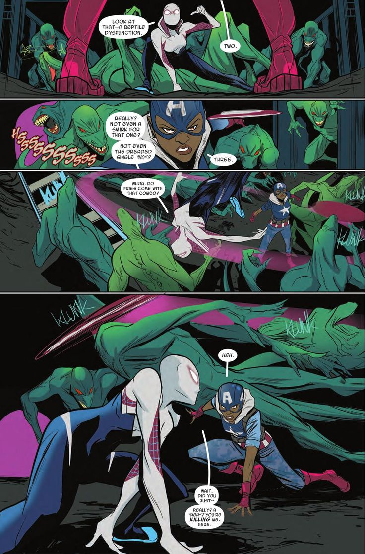 Spider-Gwen Greater Power review