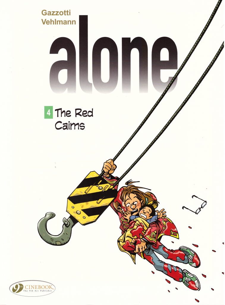 Alone 4: The Red Cairns