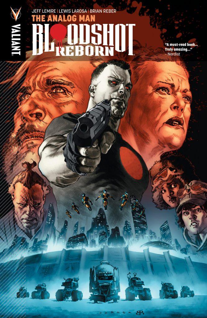 Bloodshot Reborn: The Analog Man