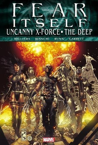 Fear Itself: Uncanny X-Force/The Deep