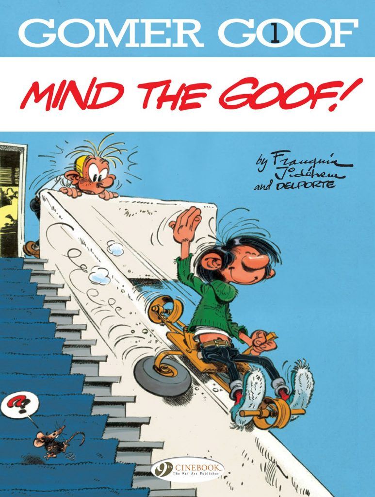 Gomer Goof 1: Mind the Goof!