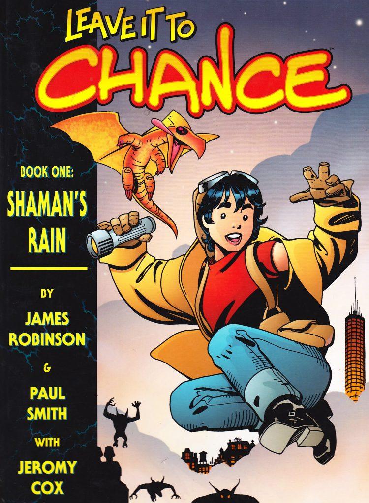 Leave It To Chance Book 1: Shaman's Rain