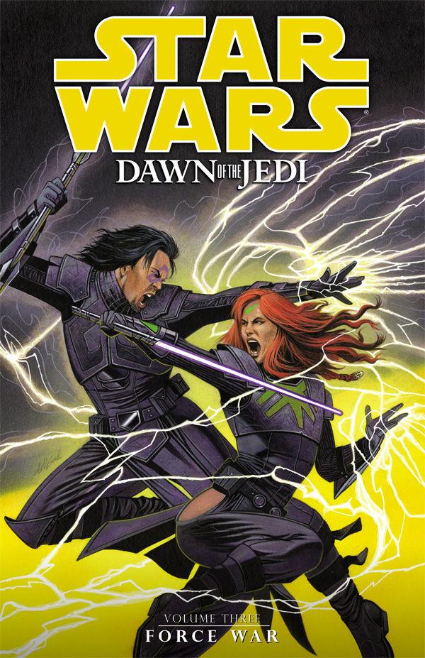 Star Wars: Dawn of the Jedi – Force War