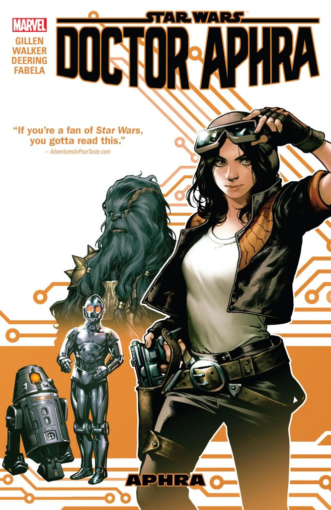 Star Wars: Doctor Aphra Vol. 1 – Aphra