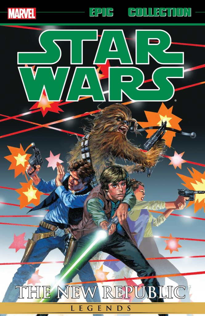 Marvel Epic Collection: Star Wars – The New Republic Vol. 1