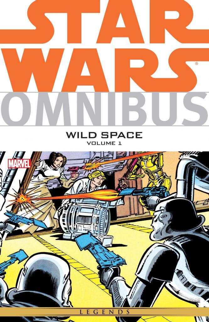 Star Wars Omnibus: Wild Space Volume 1