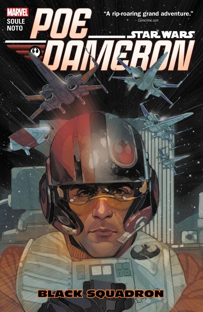 Star Wars: Poe Dameron Vol. 1 – Black Squadron
