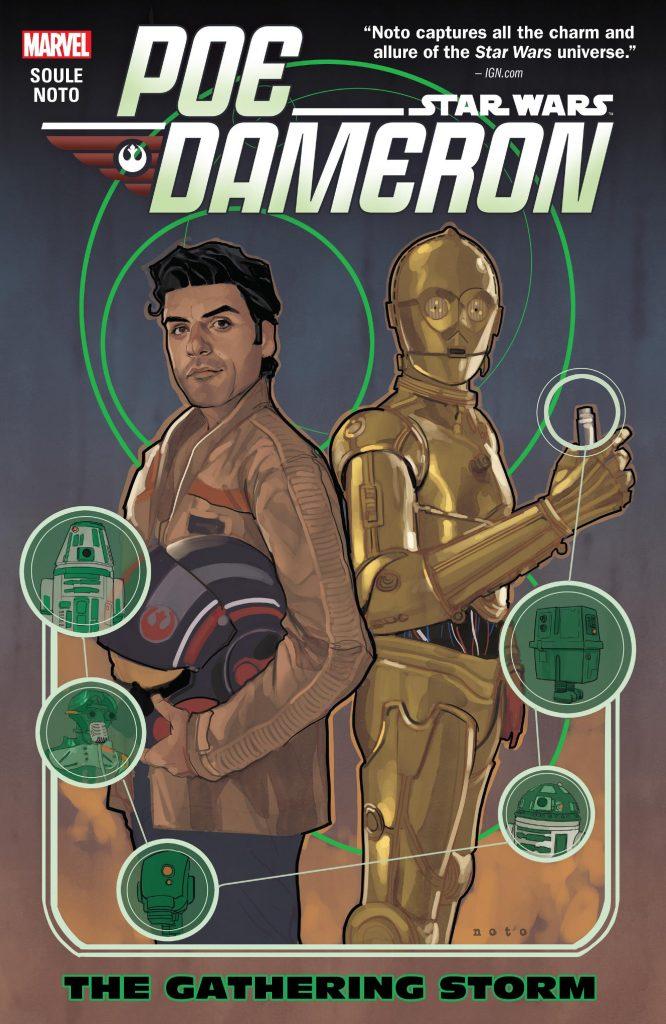 Star Wars: Poe Dameron Vol. 2 – The Gathering Storm