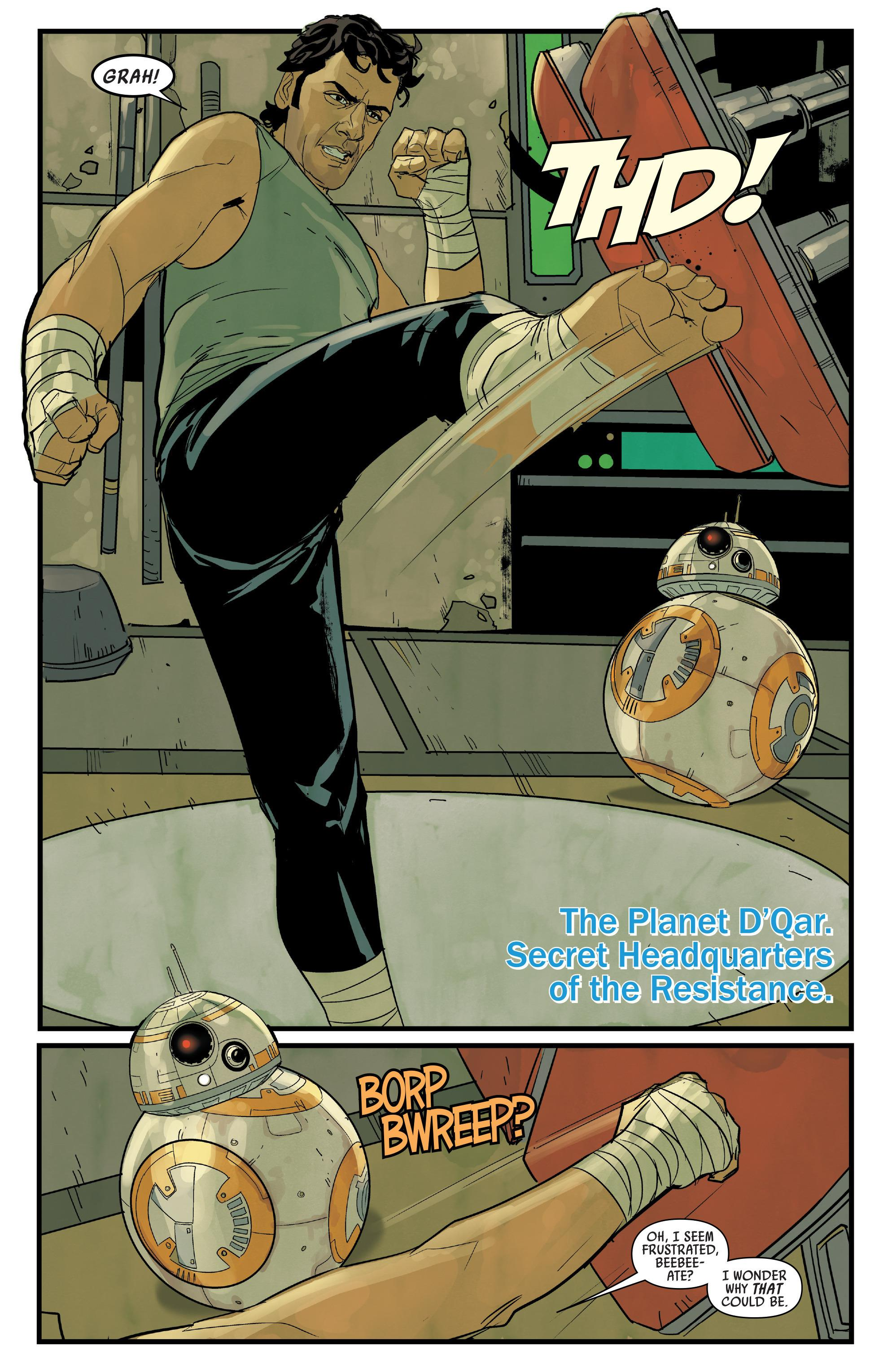 Star Wars: Poe Dameron Vol. 2 The Gathering Storm Review