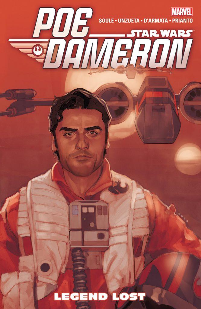 Star Wars: Poe Dameron Vol. 3 – Legend Lost