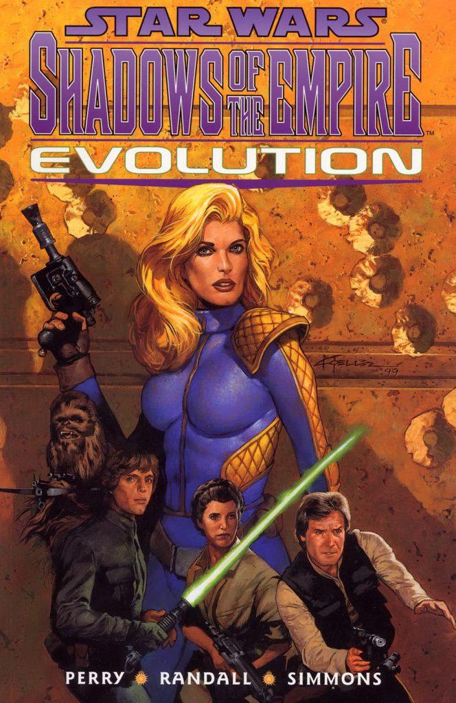Star Wars: Shadows of the Empire – Evolution