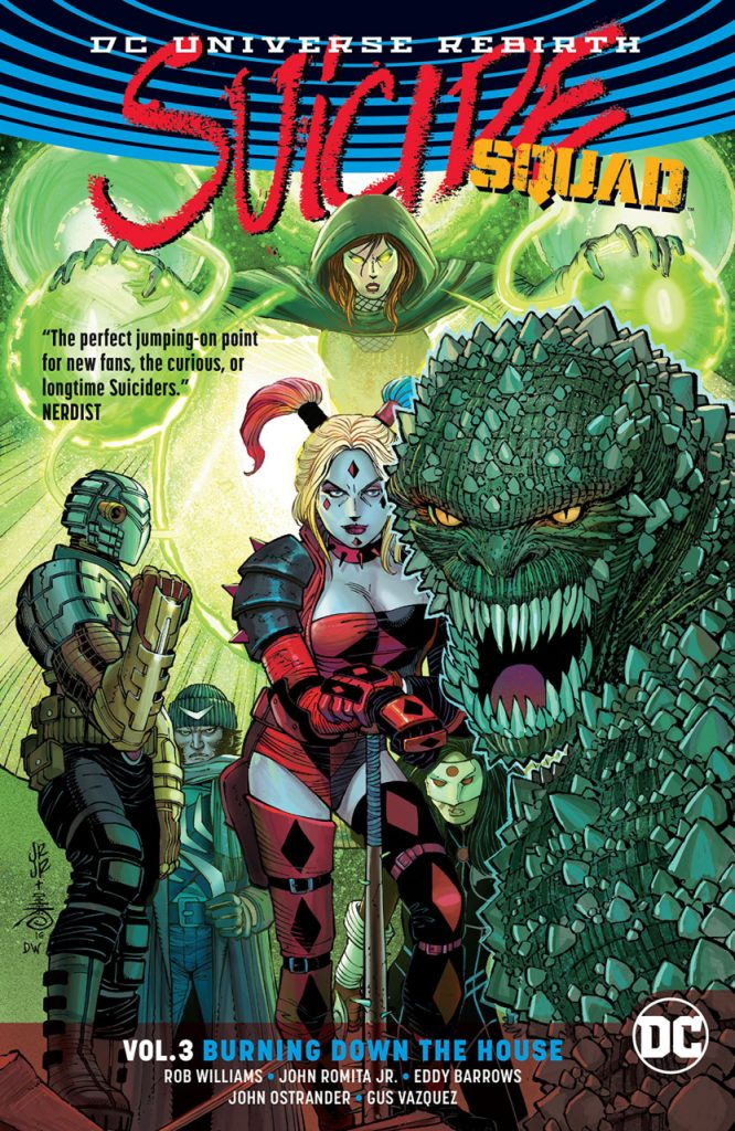 Suicide Squad: Vol. 3 Burning Down the House